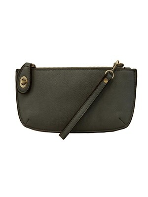 Mini Crossbody Wristlet Clutch Forest JA8000-23