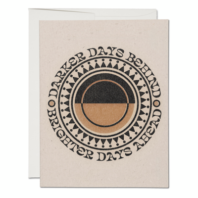 Brighter Days Greeting Card - RC59