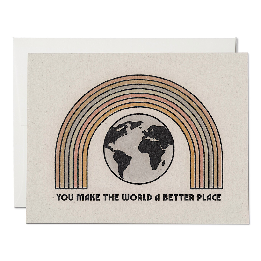 A Better Place Greeting Card - RC64