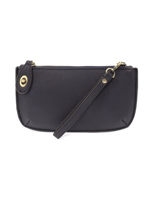 Mini Crossbody Wristlet Clutch New Navy JA8000-060