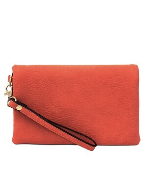 New Kate Crossbody Clutch Geranium JA8019-50