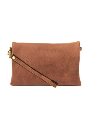New Kate Crossbody Clutch Saddle JA8019-02