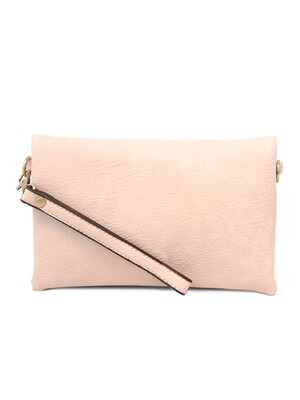 New Kate Crossbody Clutch Barely Pink JA8019-24