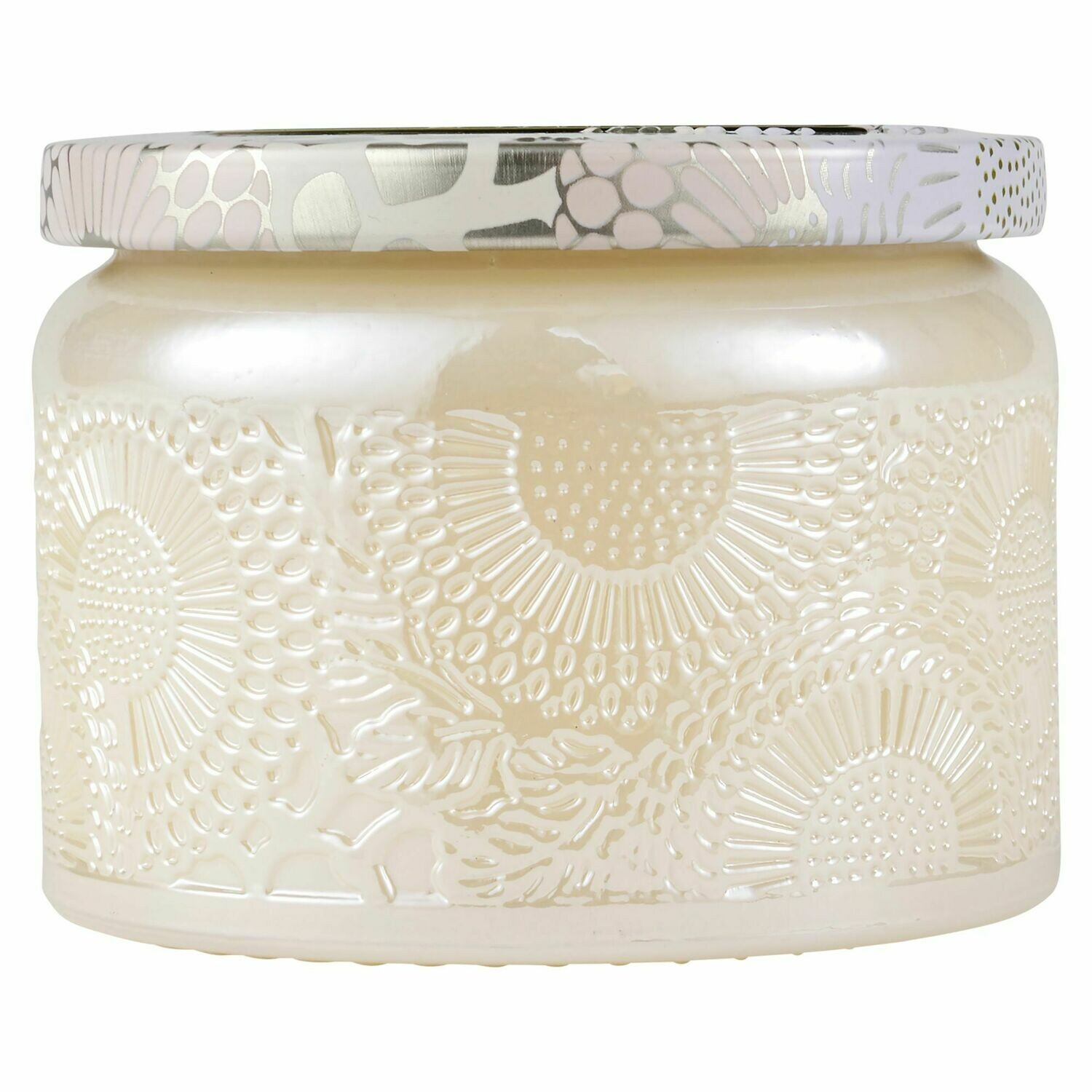 Santal Vanille Candle - Voluspa Petite Jar Candle