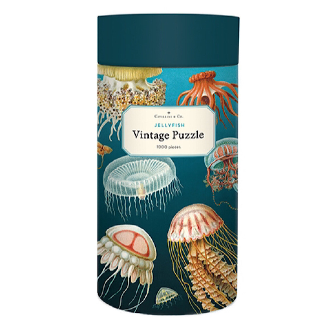 Jellyfish Puzzle 1,000 Pieces
