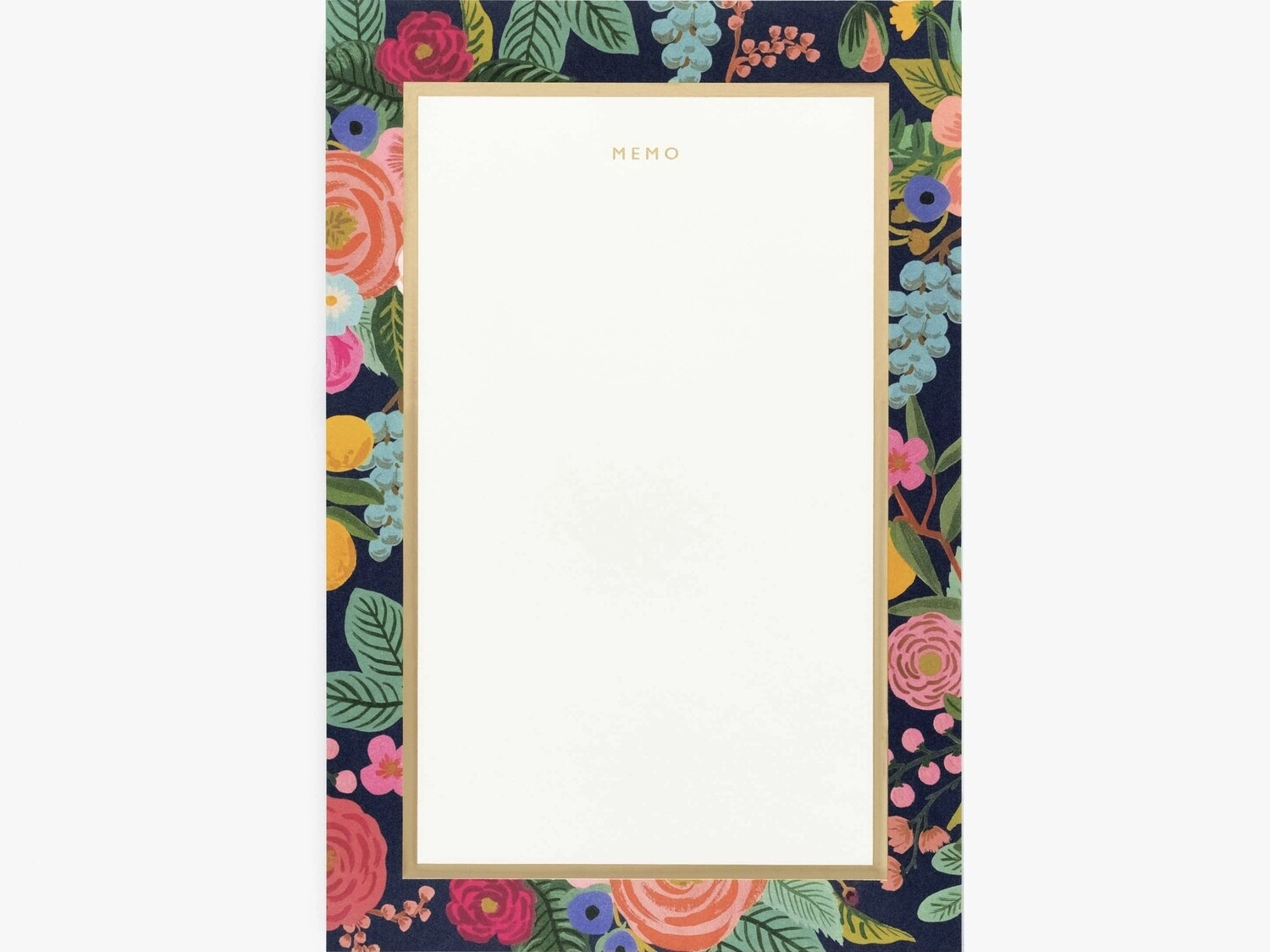 Garden Party Memo Note Pad - Rifle Paper Co. RPC16