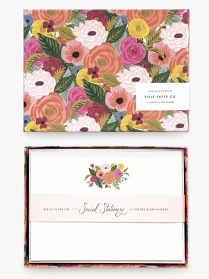 Juliet Social Stationery Set - Rifle Paper Co. RPC36