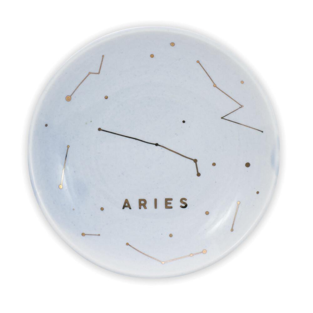 Aries Ceramic Ring Dish - DSH-ARI