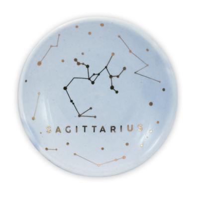 Sagittarius Ceramic Ring Dish - DSH-SAG