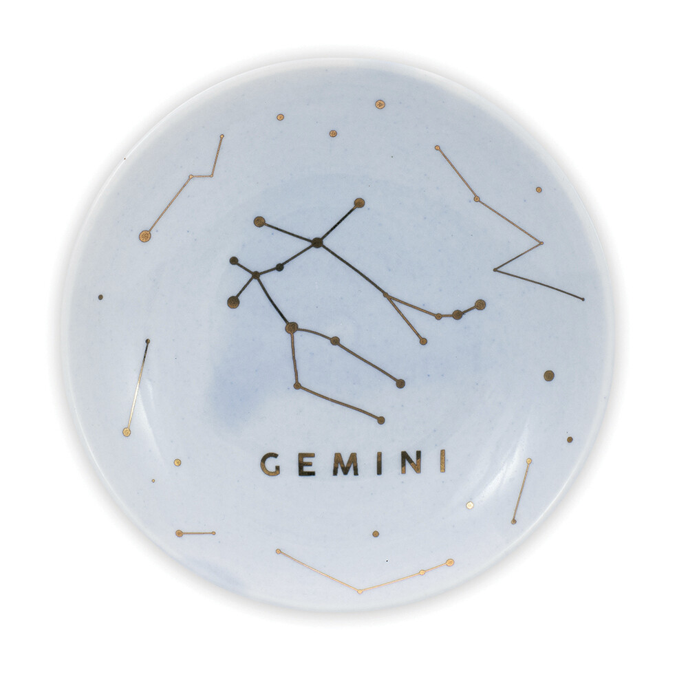 Gemini Ceramic Ring Dish - DSH-GEM
