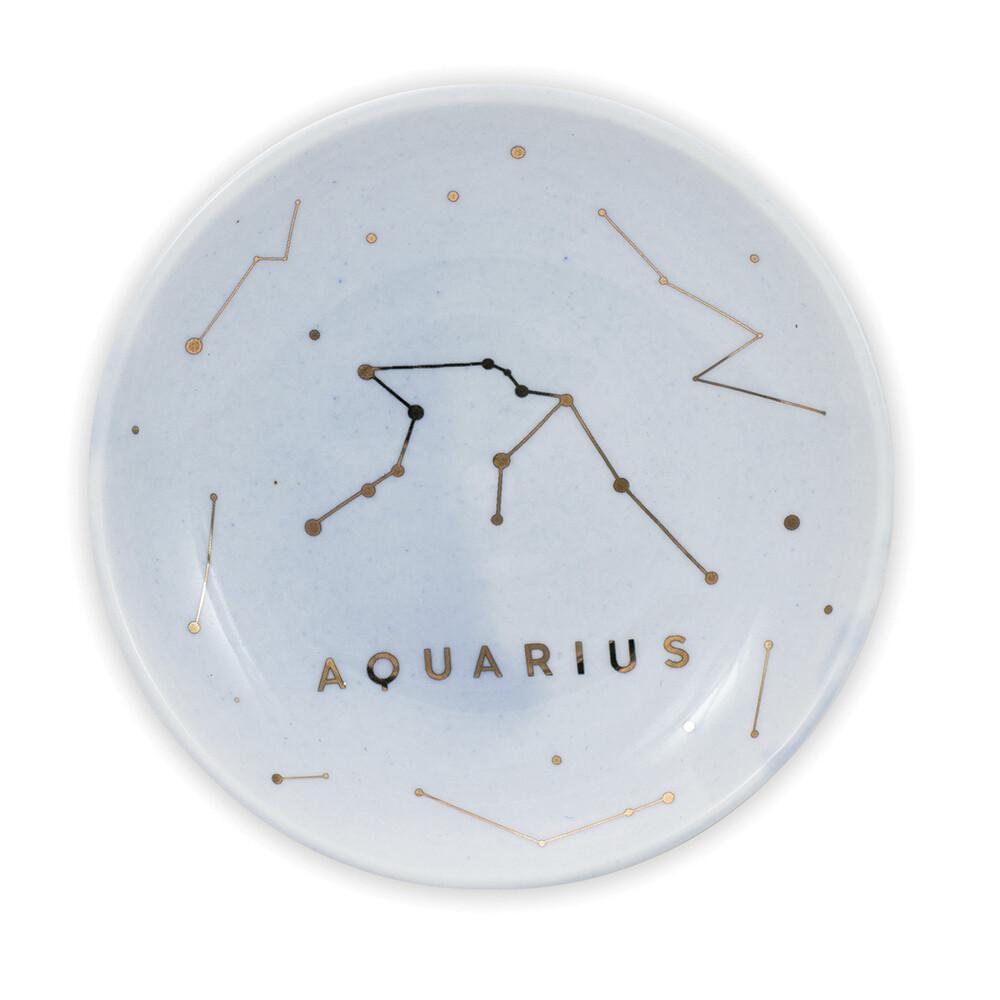 Aquarius Ceramic Ring Dish - DSH-AQU