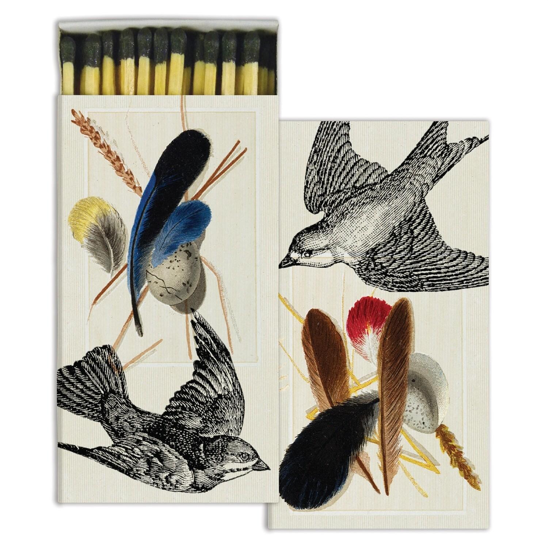 Sparrows & Specimens Matches