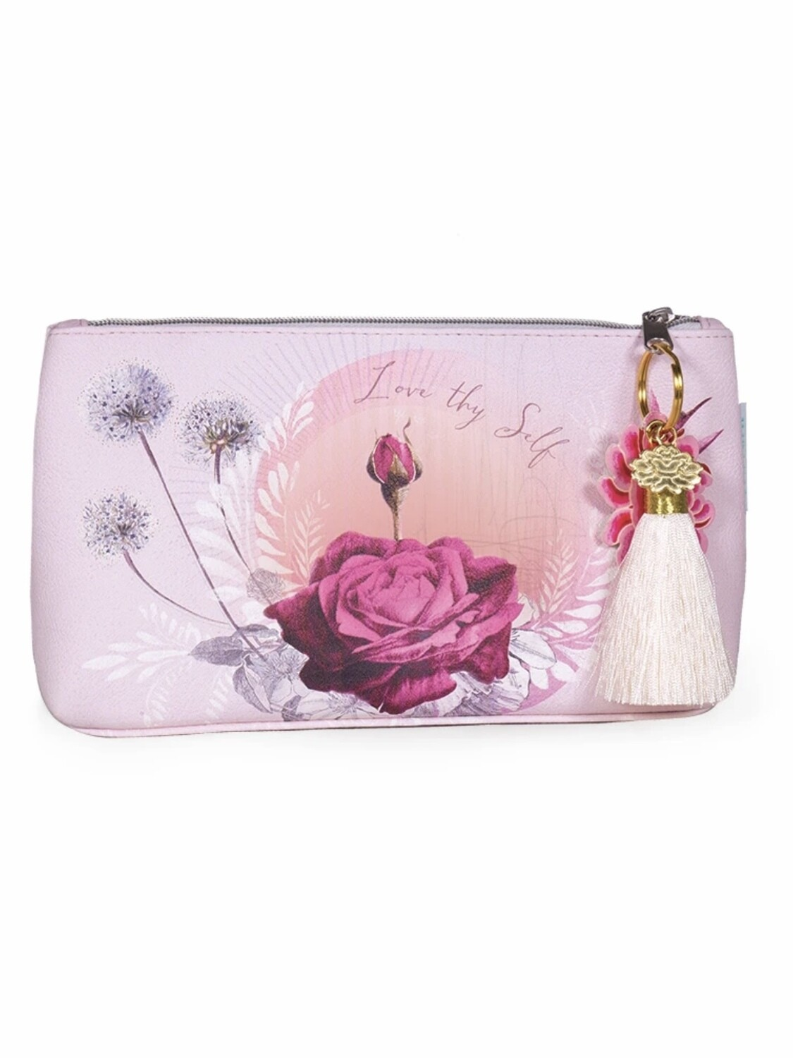 Love Thyself Rose Small Pouch - PAB27
