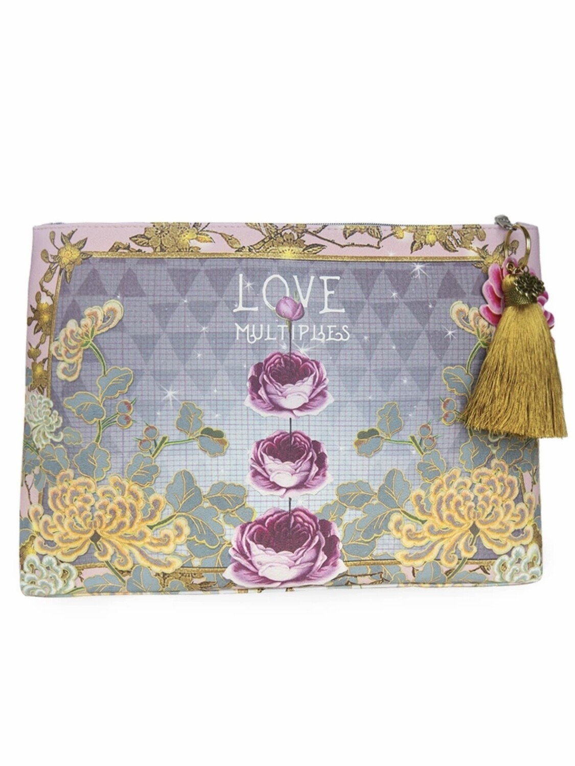 Love Multiplies Large Pouch - PAB16