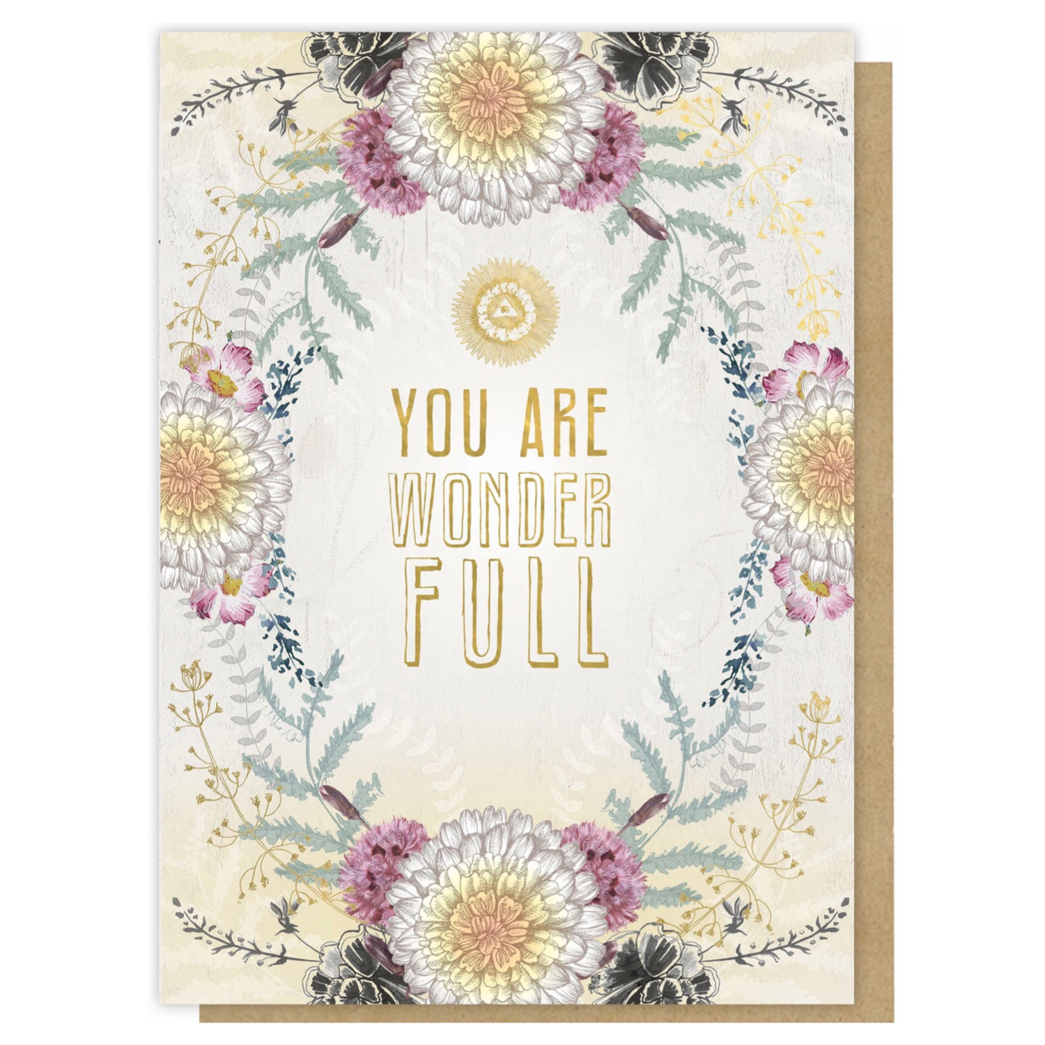 You Are Wonderful - PAC339