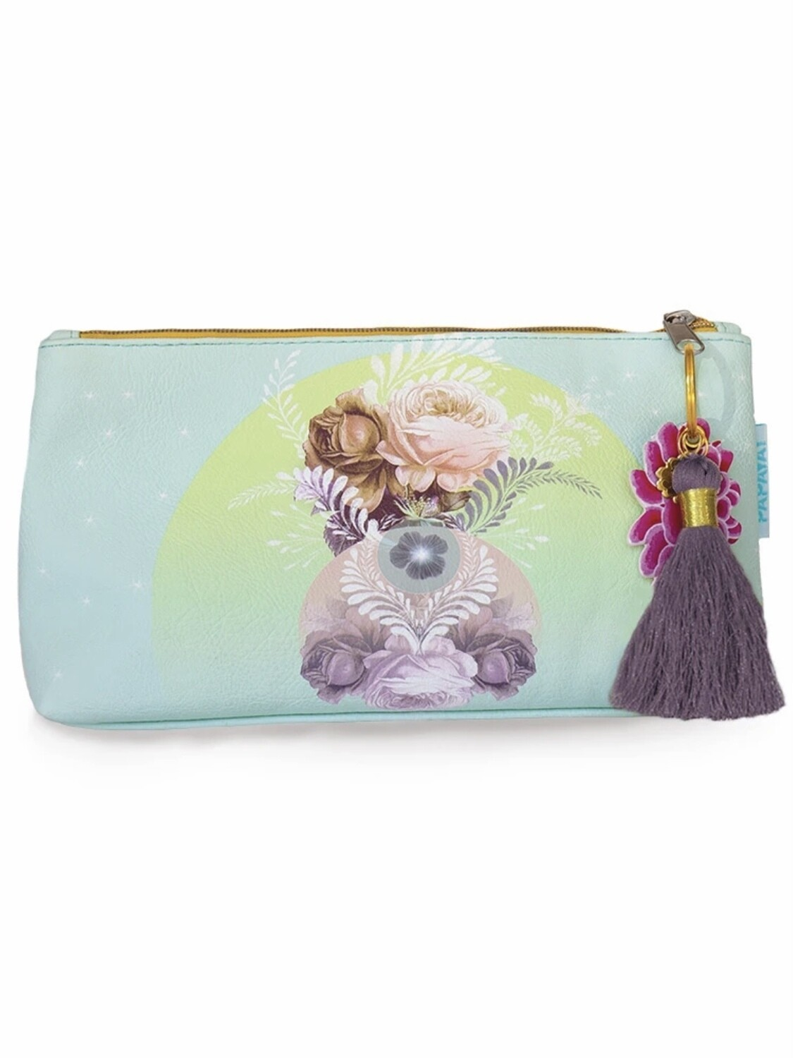 Solar Blooms Small Pouch - PAB29
