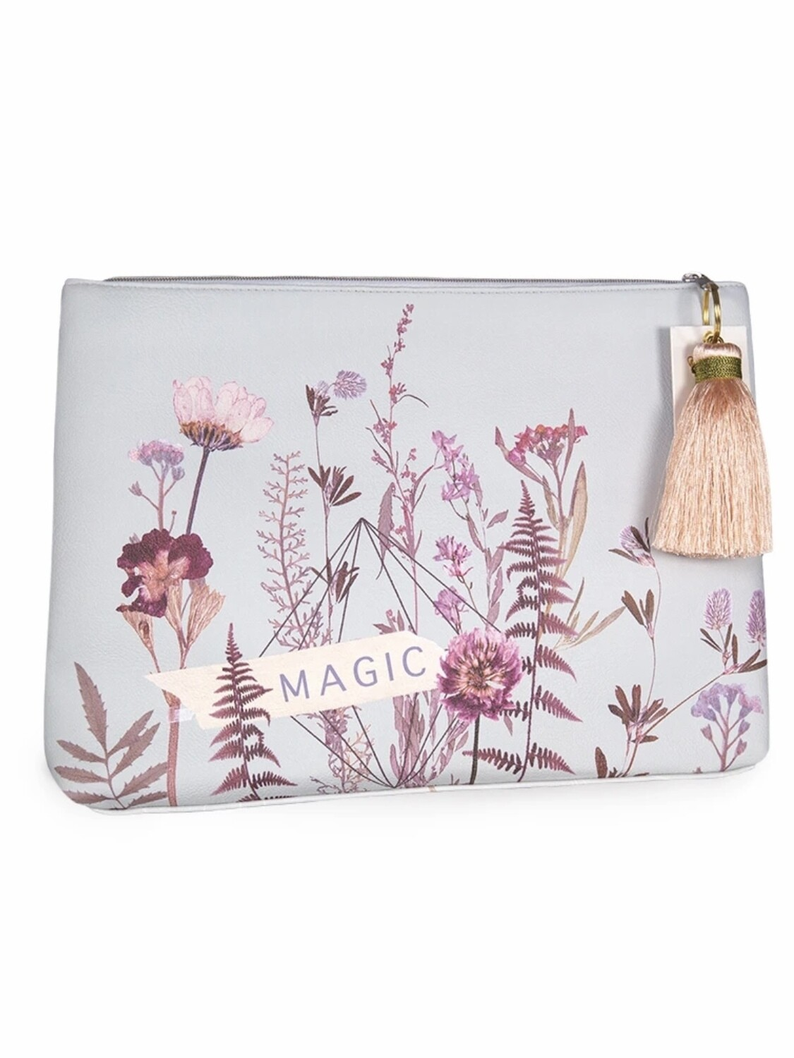 Flower Bed Large Pouch -PAB14