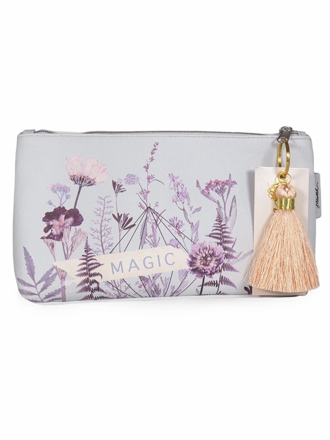 Flower Bed Small Pouch - PAB24