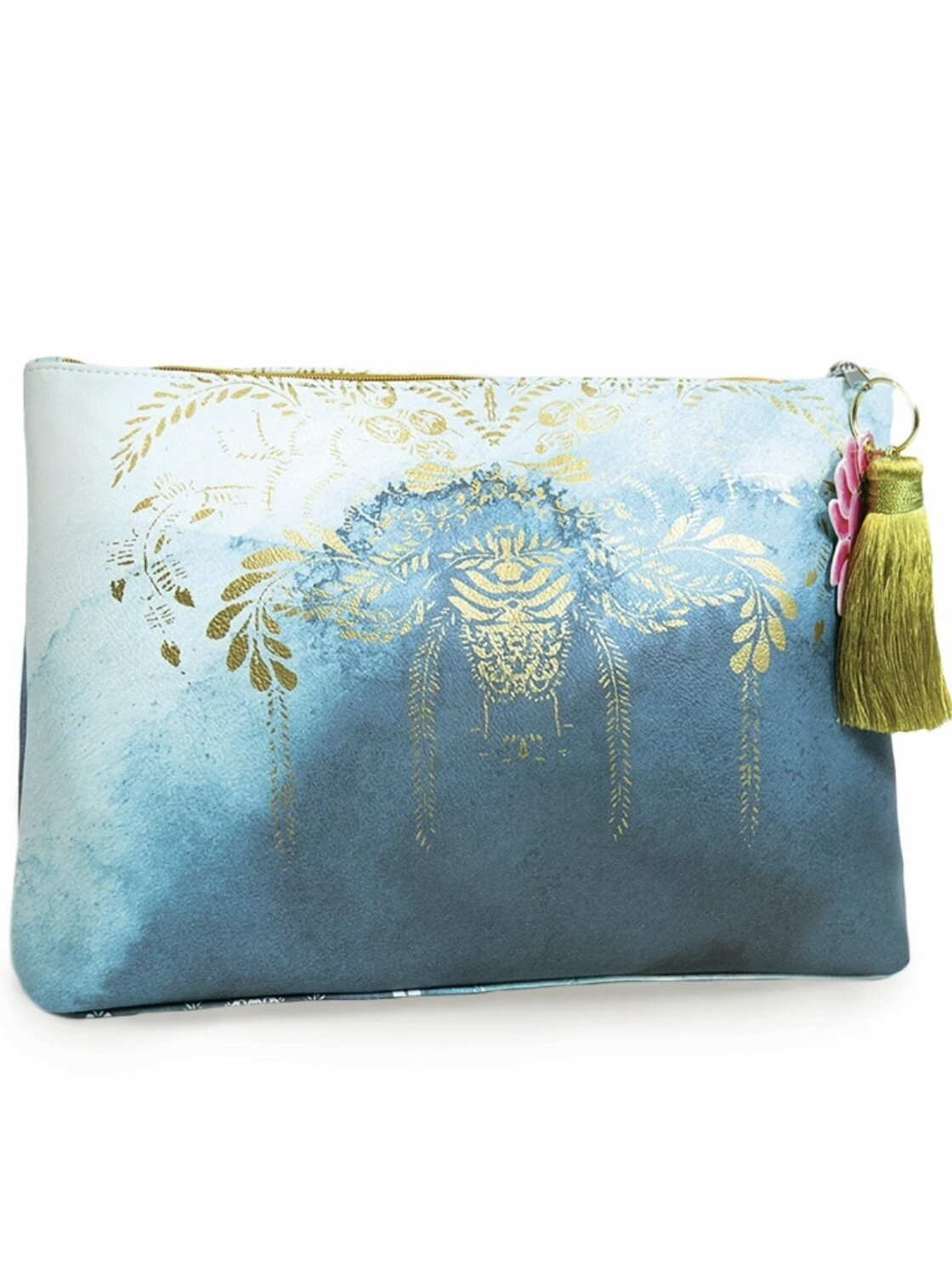 Catalina Watercolor Large Pouch - PAB12