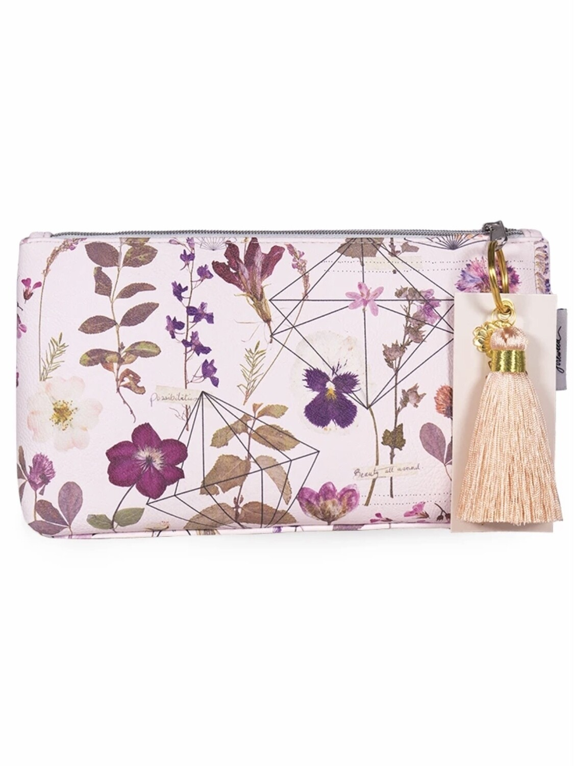 Love Garden Small Pouch - PAB25