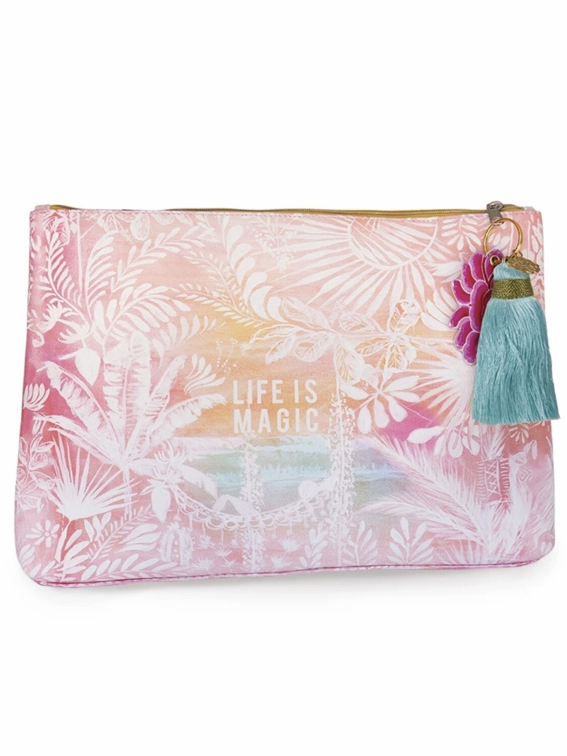 Life Is Magic Large Pouch - PAB13
