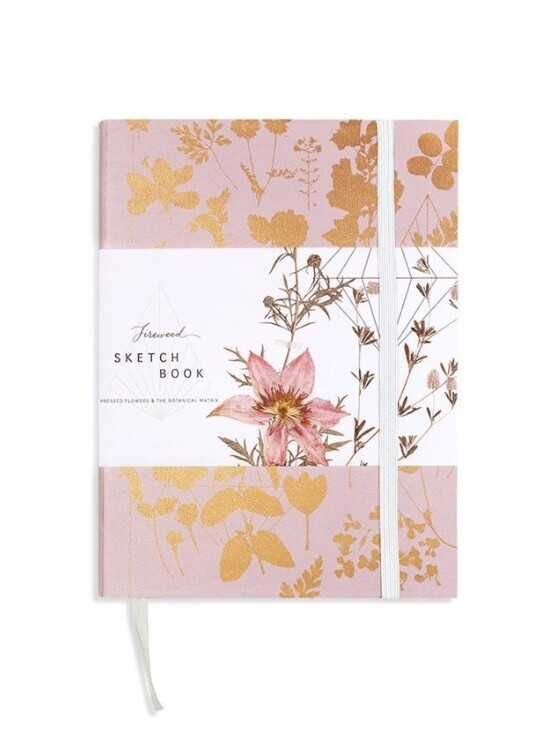 Fireweed Pink Shine Notebook - PAN11