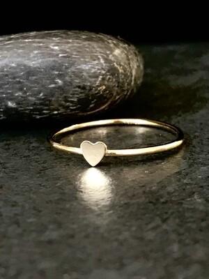 Gold-Filled Heart Ring - RRG11