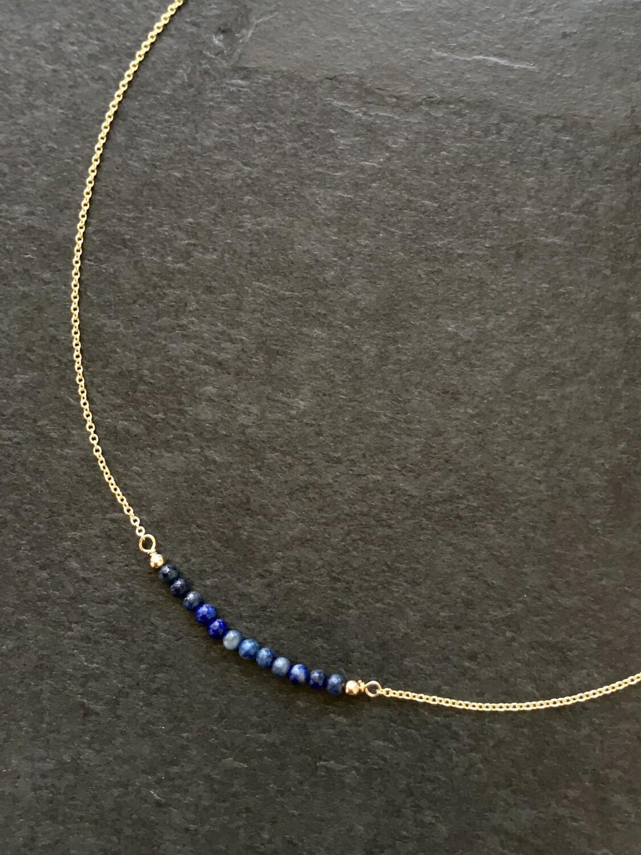 Lapis Artemis Necklace - GDFDSN13
