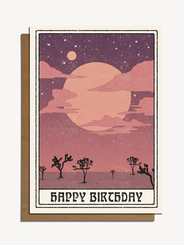 Happy Birthday Greeting Card - CJ9