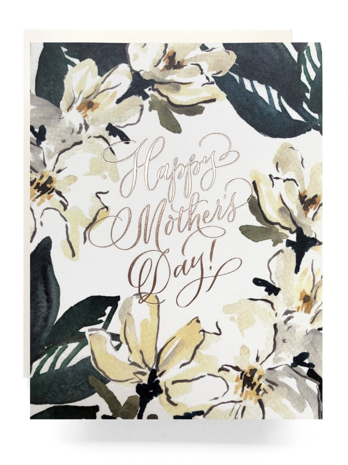 Magnolia Mother's Day Greeting Card - AQ32