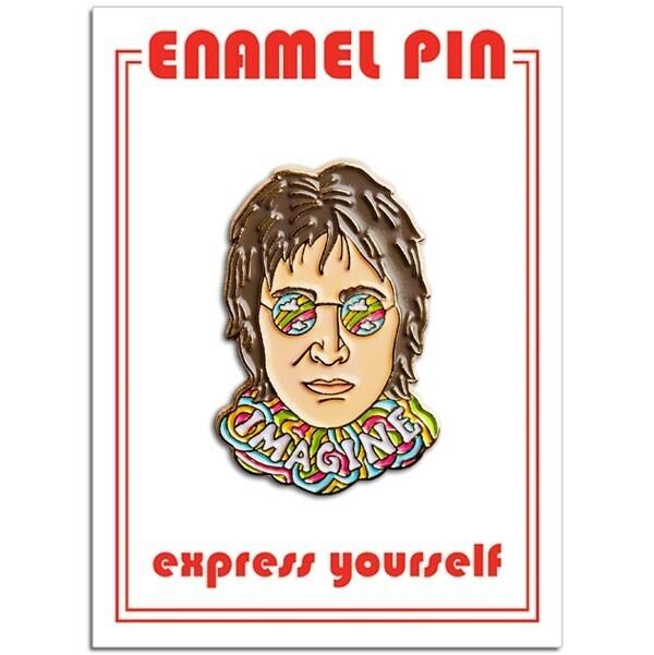 John Lennon Enamel Pin - FFP-150