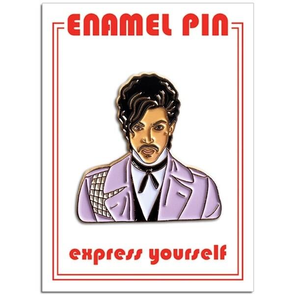 Prince Enamel Pin - FFP-179