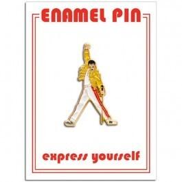 Freddie Mercury Enamel Pin - FFP-224