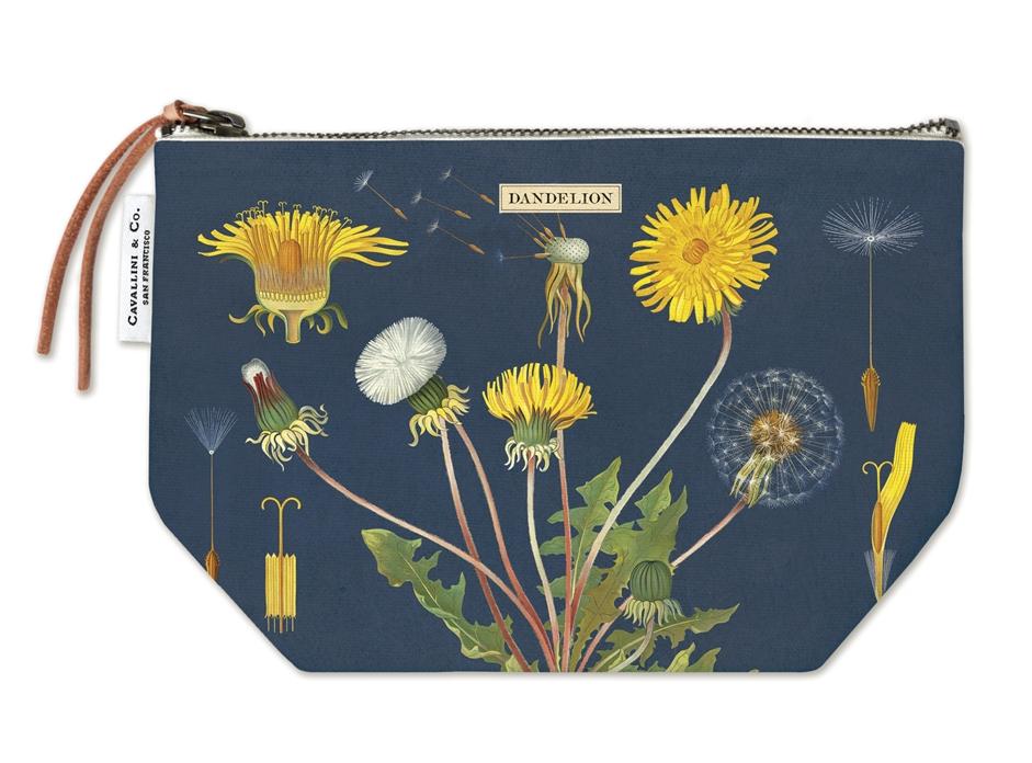 Dandelion Vintage Pouch
