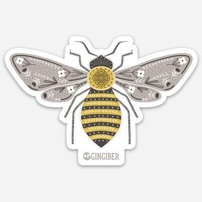 Bumblebee Vinyl Sticker - GGS4