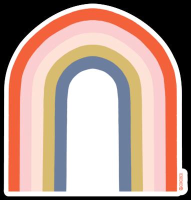 Rainbow Vinyl Sticker - GGS2