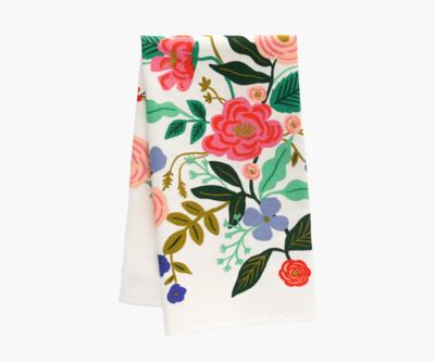Floral Vines Tea Towel - Rifle Paper Co. RPC61