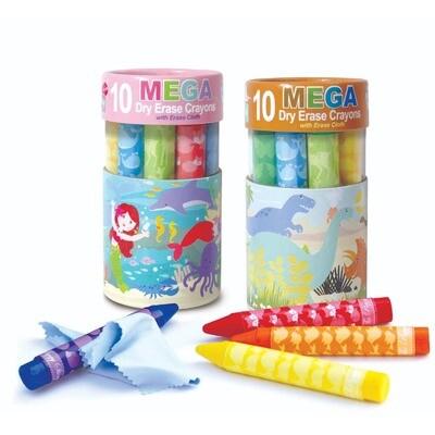 The Piggy Story - Mega Crayons
