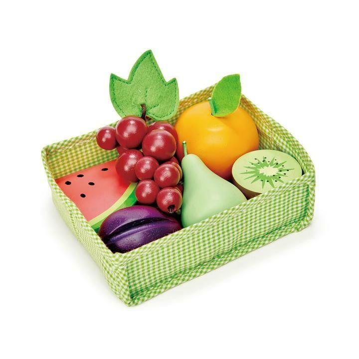 Tender Leaf Toys - Fruit Crate
