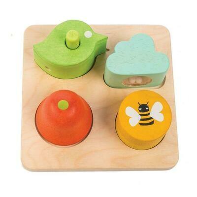 Tender Leaf Toys - Audio Sensory Tray