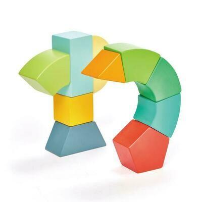 Tender Leaf Toys - Primary Magblocs