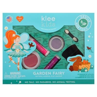 Garden Fairy - Klee Kids Natural Play Makeup 4-PC Kit