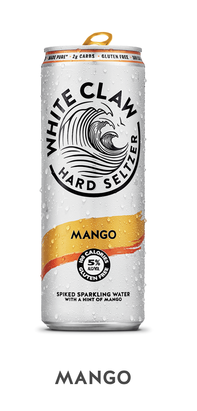 White Claw Mango Can 19.2oz