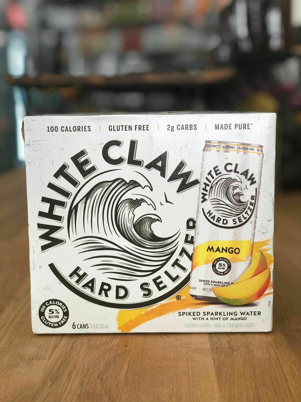 White Claw Mango 6P