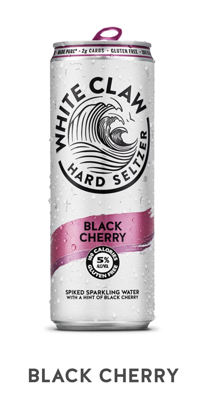 White Claw Black Cherry Can 19.2oz