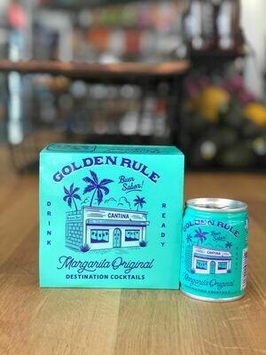 Golden Rule Margarita 4P