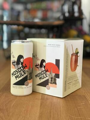 Proof Cocktail Moscow Mule 4P