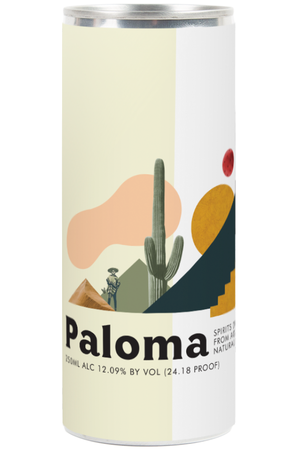 Proof Cocktail Paloma 8.4oz