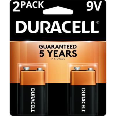 Batteries - 9V