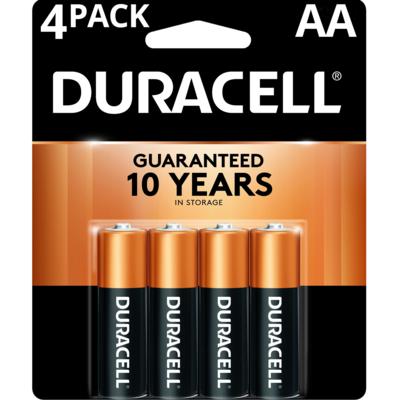 Batteries - AA 4-Pack
